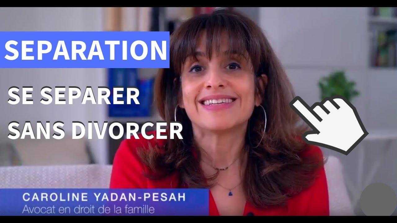 Se Separer Sans Divorcer La Separation De Corps