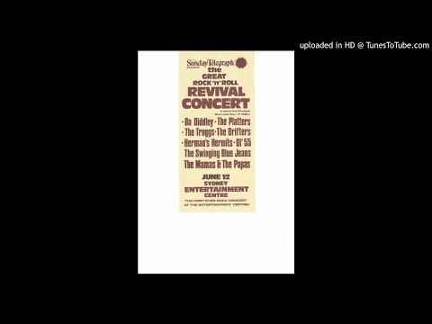Ol'55 Live @ Port Headland W.A. Aug '85 Pt  3