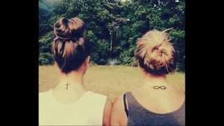 Beste Freunde für immer,sagten wir..♥