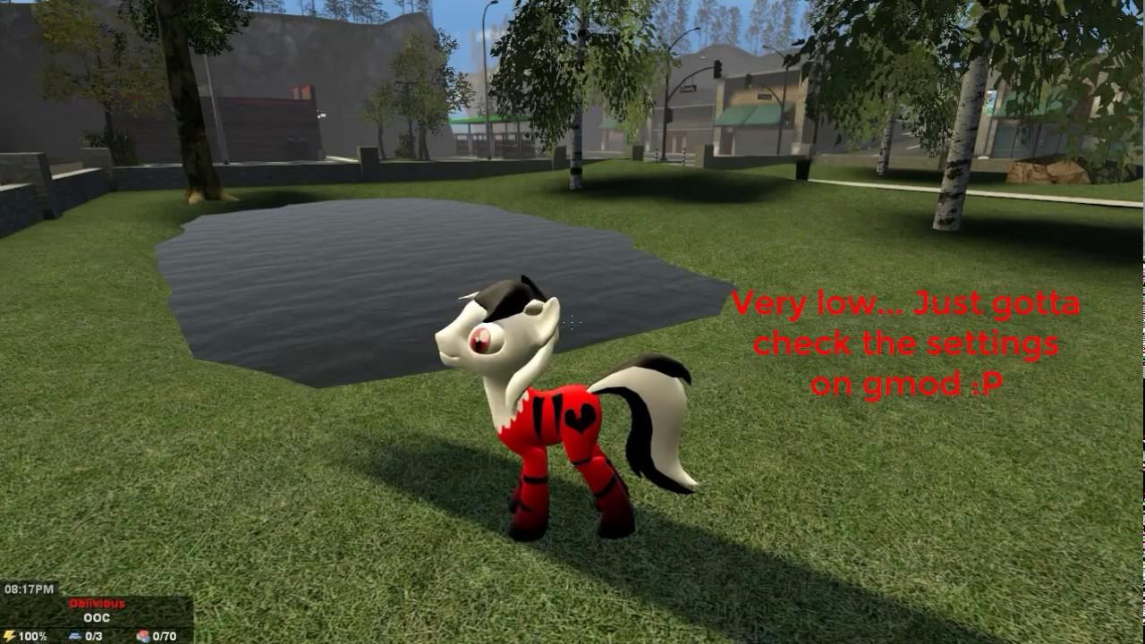 Pony] Pac3 Tutorial #2 - V2 - WebAudio [REMAKE] - Video - ViLOOK