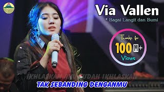 Video Via Vallen - Bagai Langit Dan Bumi   |   (Official Video)   #music download MP3, 3GP, MP4, WEBM, AVI, FLV Oktober 2018