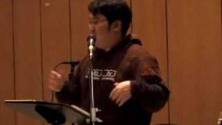 Andy Kim on Cross-ethnic Relationships