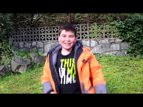 Welcome to my channel  |  Joshua Zaharia