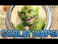 """LET'S PLAY GOBLIN MAPS WHILE I'M IN L.A.! - Free to Play TH10 - """"Clash of Clans"""""""