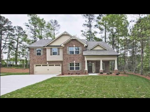 New Construction In Lawrenceville, GA