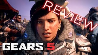 Gears 5 Review (Xbox One X) The Honest And Ugly Truth About Gears 5
