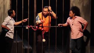 Cak Lontong, Arie Keriting, Mandra, Akbar - Humor dari Penjara