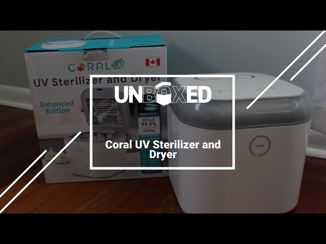 UNBOXED: Coral UV Sterilizer and Dryer