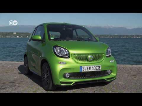 De prueba: Smart Fortwo Electric Drive Cabriolé | Al volante