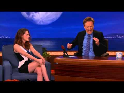 Kristen Stewart - CONAN on TBS