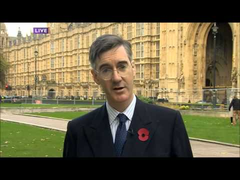 Jacob Rees-Mogg rebels again over the European arrest warrant