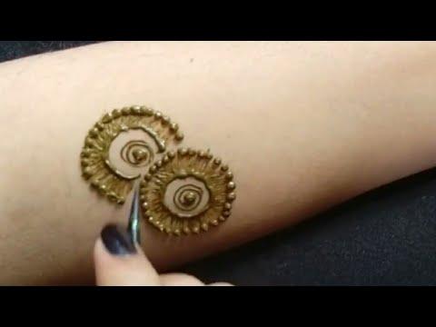 \u0027 Rajasthani \u0027 Henna Mehndi design