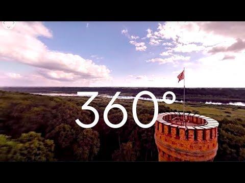Lietuva. Gamta | 360˚ video