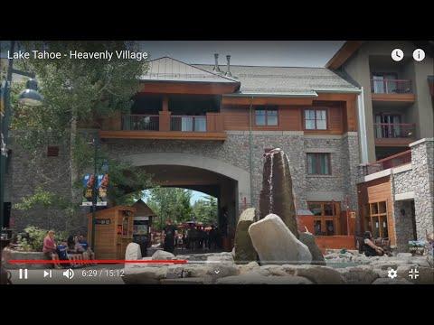 Lake Tahoe - Heavenly Village