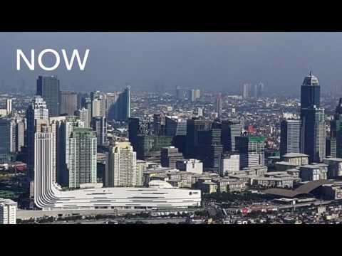 METRO MANILA TRANSFORMATION - Philippines Capital Region