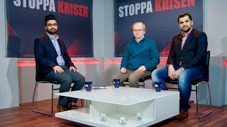 Pågående världskonflikter och deras lösningar - Stoppa Krisen