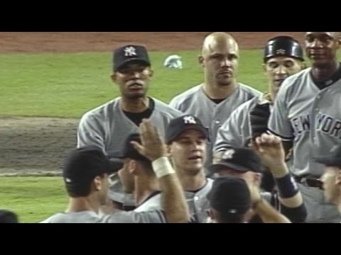 1999 ALDS Gm3: Mo gets final out, Yankees advance