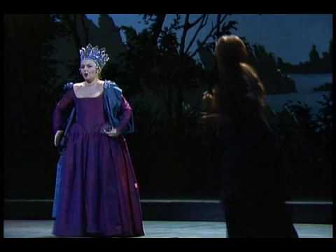 """Queen of the night"" from The magic flute by Edita Gruberova"