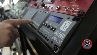 Prism Sound Dream ADA-8XR in action