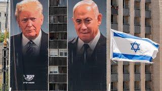 """Trump annonce un """"accord de paix historique"""" entre Israël et les Émirats arabes unis"""