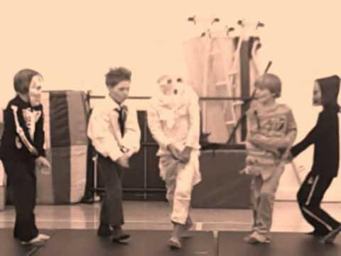 Sellors Dance Academy - THRILLER Children's Dance