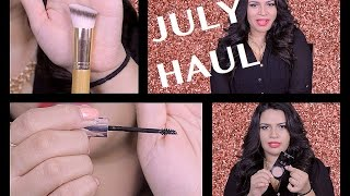 July Haul Thumbnail