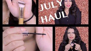 July Haul Thumbnail