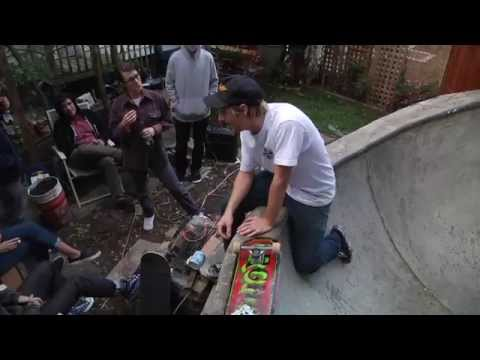 JENKEM - Fritz Mead's Mini House & Backyard Bowl