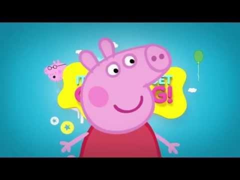 Peppa Pig Episodes - Nick Jr's Oinkestra Competition - Cartoons for Children