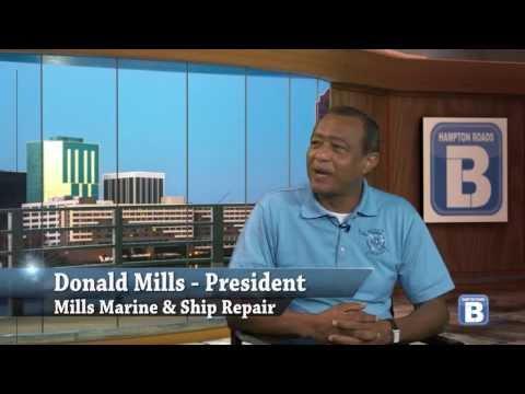 Mills Marine & Ship Repair - Helping Companies Succeed