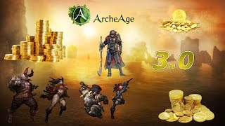 ARCHEAGE: GOLD FARMING GUIDE