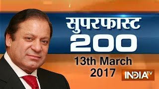 Superfast 200 | 13th March, 2017, 05:00 PM ( Part 2 ) - India TV
