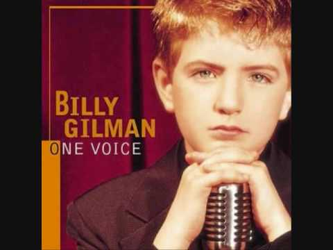 billy gilman warm and fuzzy