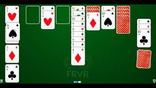 Classic Klondike Solitaire By Frvr - Free Online Game