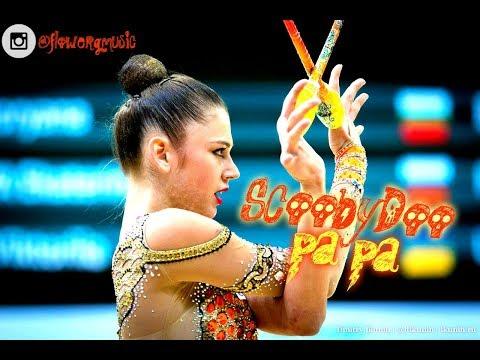 #120   Scooby Doo Pa Pa- music rhythmic gymnastics