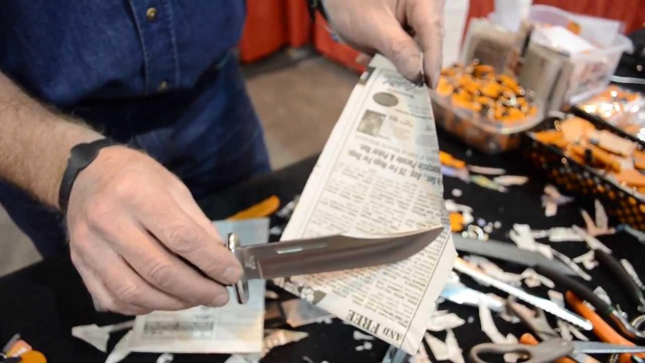 Best knife sharpener in the world
