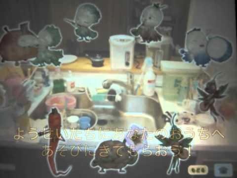 """""""音楽絵本「やさいのようせい/N.Y.SALAD ♯1妖精たちの目覚め」 AppStoreにて絶賛配信中! http://itunes.apple.com/jp/app/id415229492?mt=8 ☆やさいのようせ..."""