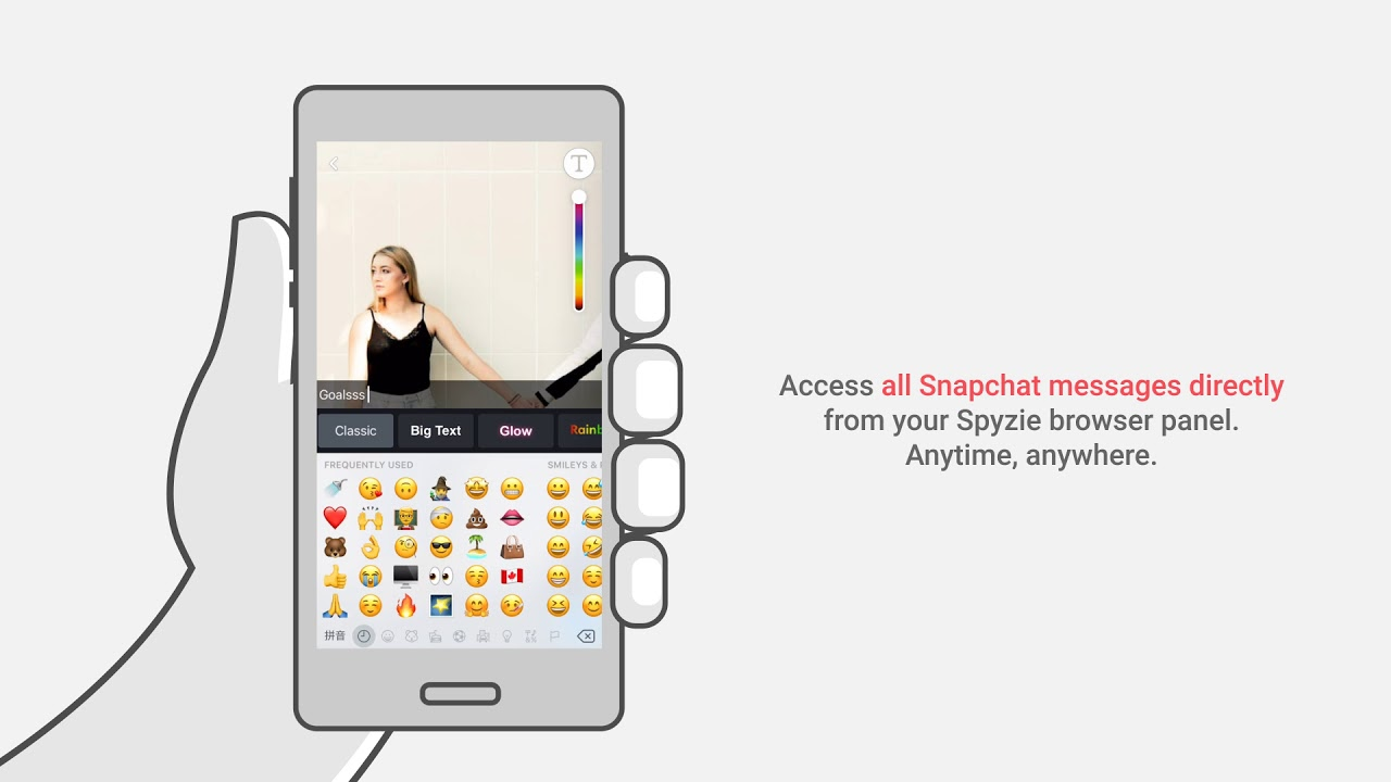 Spyzie Parental Control for Snapchat Monitoring