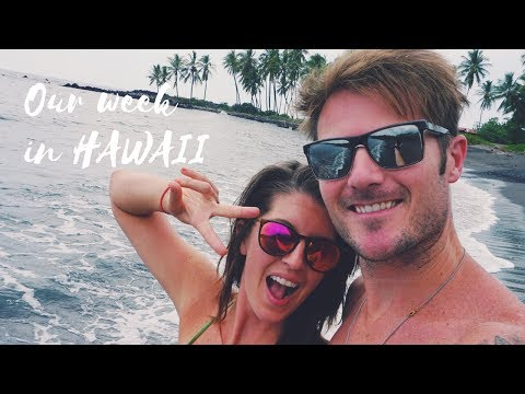 BIG ISLAND HAWAII 🌴 A Week of Adventure