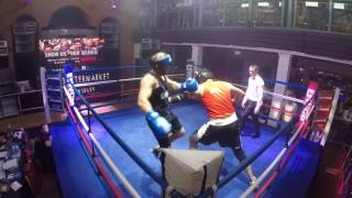 Ultra White Collar Boxing | Shrewsbury | Alex Hughes VS Phil Playford