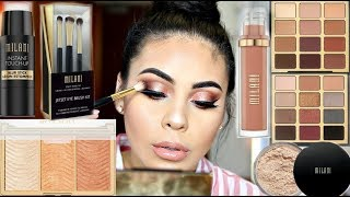 TESTING NEW MILANI 2018 MAKEUP: HIT OR MISS? |  JuicyJas