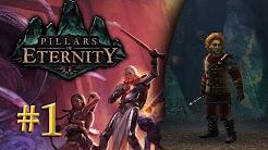 Let's Play Pillars of Eternity (beendet)