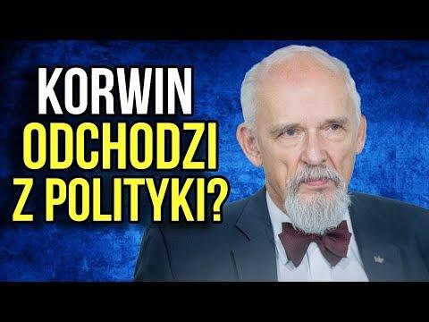 Fakt atakuje Korwina [ JKM ]. Rzekomo Kończy z Polityką i Oddaje Partię Wolność Kukiz 15?