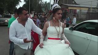 Цыганская свадьба Сербияя Вани и Снежаны, Нижний Тагил, 28.07.2018. Часть 1.