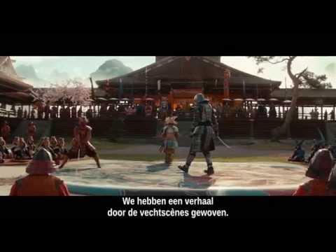 47 Ronin // Featurette - Samurai Action (NL sub)