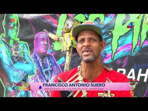 Reportaje   Fiesta De Carnaval   Barahona