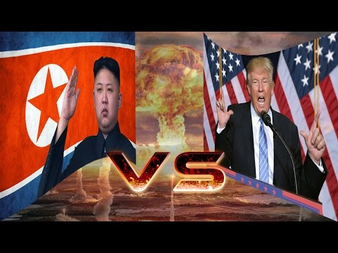 North Korea VS USA - Military Power Comparison
