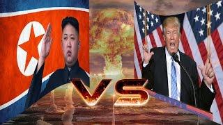 North Korea VS USA - Military Power Comparison