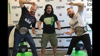 The Bar Meet & Greet+NXT Takeover: WarGames 2018