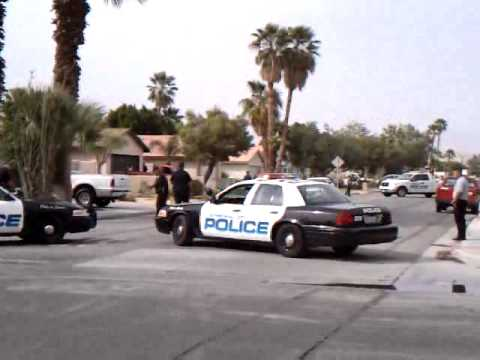 Drive-by shooting in Cathedral City